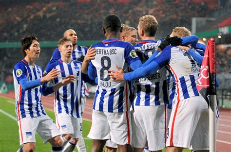Bundesliga.the competition began on 11 september 2020 with the first of six rounds and ended on 13 may 2021 with the final at the olympiastadion in berlin, a nominally neutral venue, which has. Auslosung im DFB-Pokal: Viertelfinale: Hertha BSC muss nach Heidenheim - Sport - Tagesspiegel
