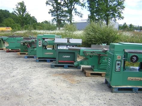 machines 224 bois d occasion d2m import export