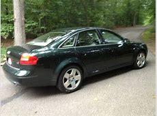 Purchase used 2003 AUDI A6 42 Quattro Wide Body Audi
