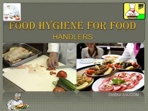 hygiene cuisine food handler 39 s hygiene food hygiene