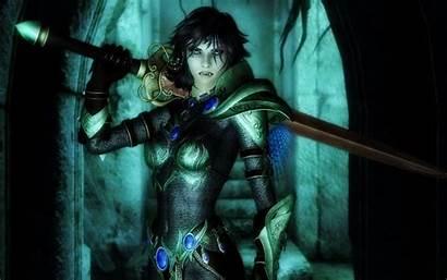 Vampire Wallpapers Vampires Fantasy Background Female Cgi