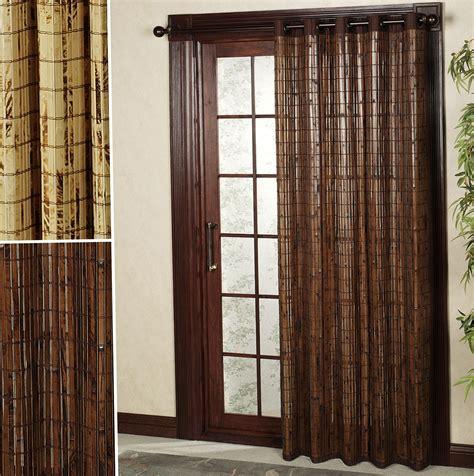 patio door curtains ideas home design ideas