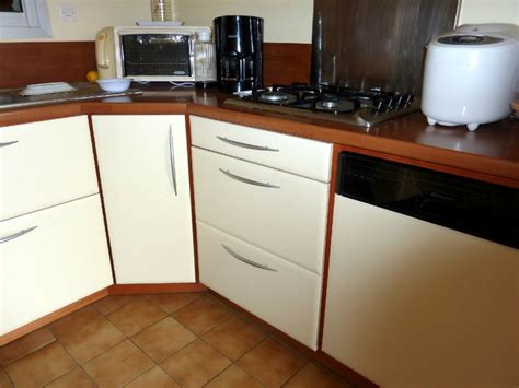 meuble cuisine couleur vanille meuble cuisine couleur vanille top notre cuisine sera de