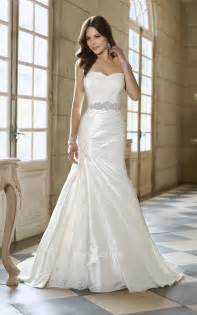 strapless a line wedding dresses sweetheart strapless lace a line split wedding dresscherry cherry