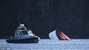 Sinking Boat Tragedy by Whale Boat Tragedy Passengers Were Trapped Inside Sinking