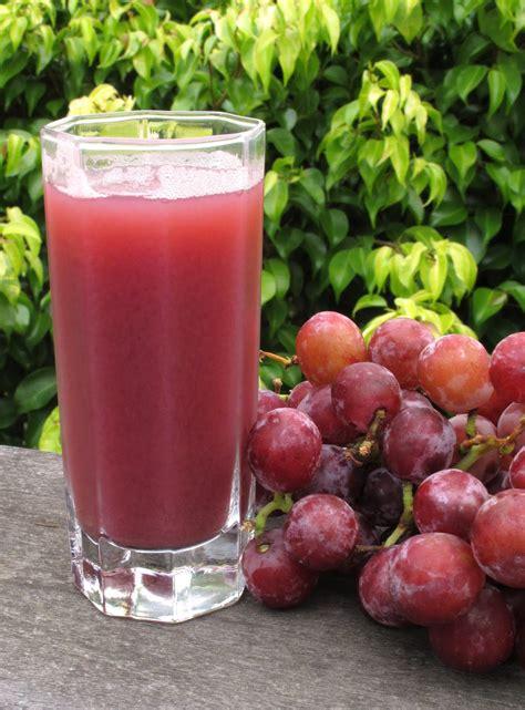 grape juice fresh recipe recipes grapes blood pressure benefits drink detox juicer health raw ingredients cleanse frozen healthy california uva
