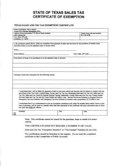 gsa tax exempt states acquit 2019
