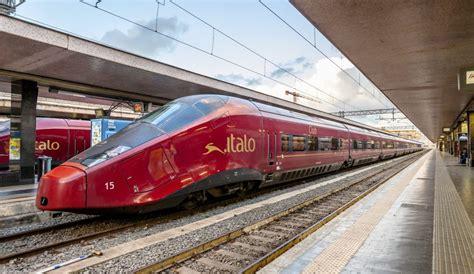 quanto consuma  treno ad alta velocita italoblog