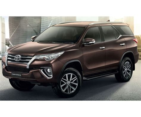 suv toyota 2017 toyota fortuner release date redesign and interior