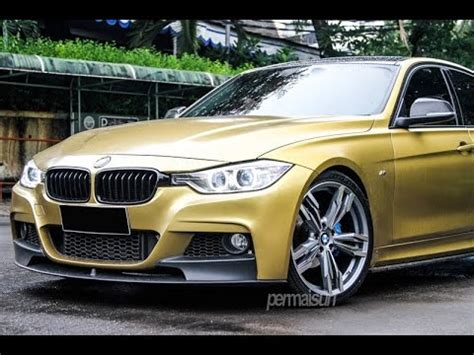 Modifikasi Bmw 5 Series Sedan by Modifikasi Mobil Sedan Bmw F30 Keren Istimewah