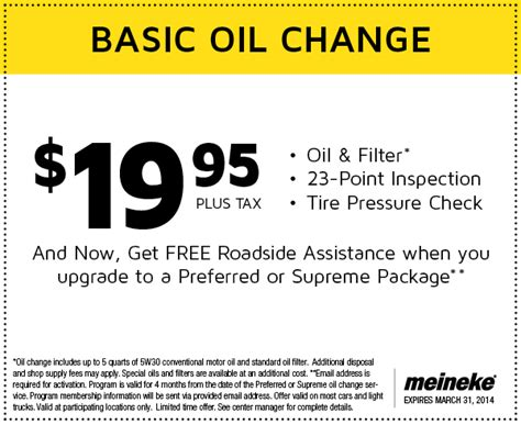 meineke oil change coupons archives cheap oil change coupons