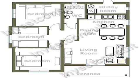 3 bedroom cabin plans cheap 3 bedroom house plan small 3 bedroom house floor plans tiny house layout mexzhouse com