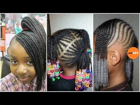 little girl braided hairstyles pictures five features of