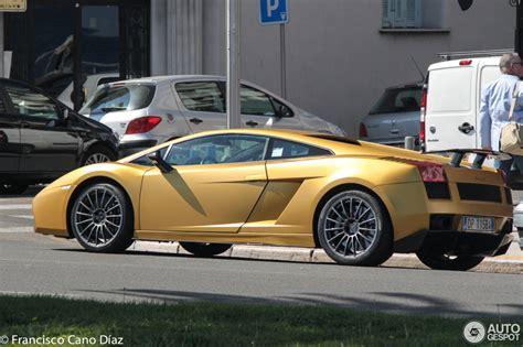 Lamborghini Gallardo Superleggera  4 November 2016
