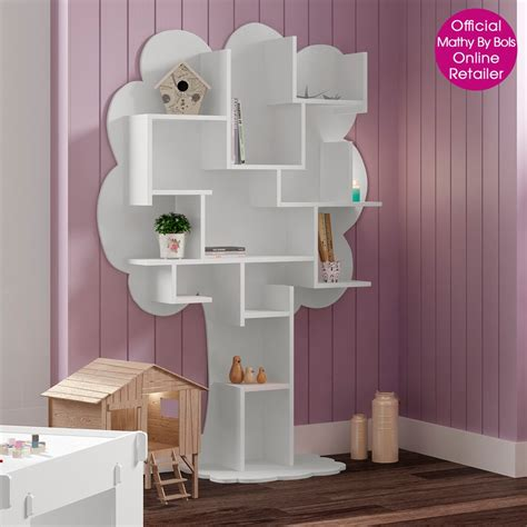 Small Childrens Bookcase by Small Tree Bookcase In White Childrens Furniture