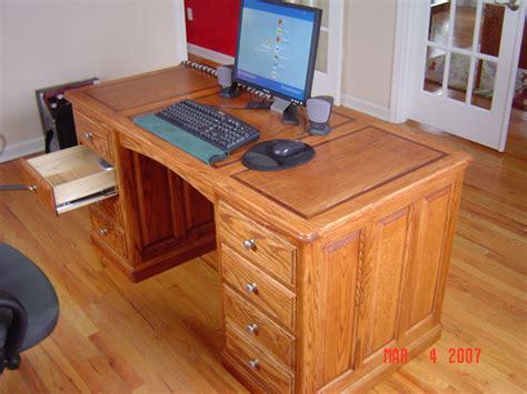 build a wooden desk diy free woodworking plans for computer desks wooden pdf