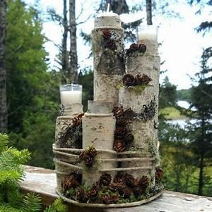 Deko Aus Baumstämmen : 7 kreative diy ideen f r alte baumst mme zu hause ich mach noch heute nummer 5 diy ~ Frokenaadalensverden.com Haus und Dekorationen