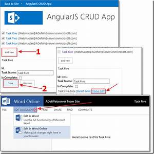 Creating sharepoint word documents with angularjs using for Download document link sharepoint