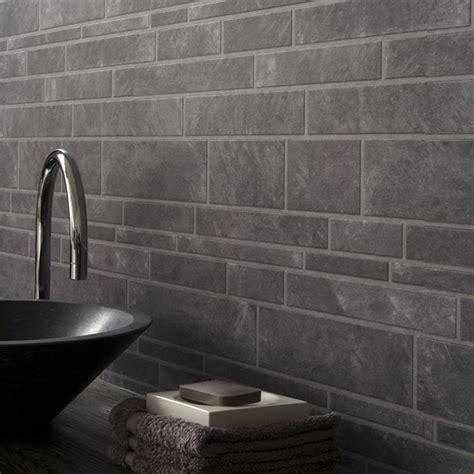 grey slate kitchen wall tiles graham brown grey slate bathroom wallpaper 6967