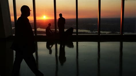world trade centre new york freedom tower observation deck opens