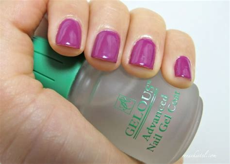 Easy & Inexpensive Gel Nail Tutorial. Uses Normal Nail