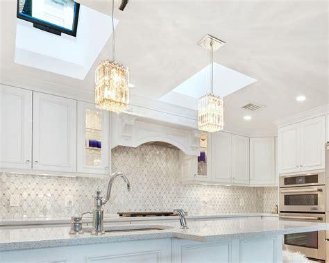 white kitchen  glamour ocean grove  jersey