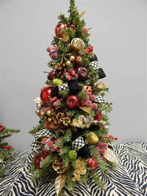 catchy collections  christmas topiary tree fabulous