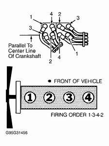 Firing Order For A 1994 Ranger 2 3 Liter Withduel Spark Plug