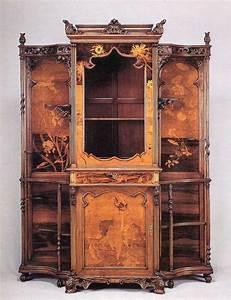 Art Nouveau Mobilier : ecole de nancy mobilier art nouveau ~ Melissatoandfro.com Idées de Décoration