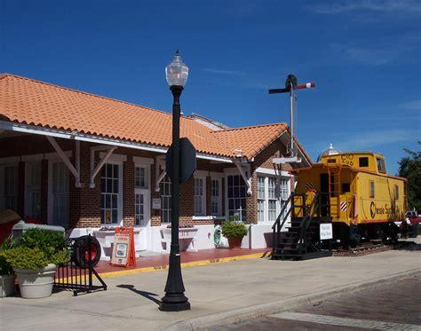 Winter Garden Railroad Museum-garden Ftempo