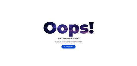 Best 404 Page 26 Best Easy To Use Free 404 Error Page Templates 2019