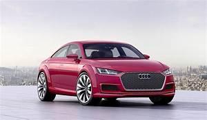 Audi Paris : audi 39 s new tt sportback concept revealed ahead of paris show carscoops ~ Gottalentnigeria.com Avis de Voitures