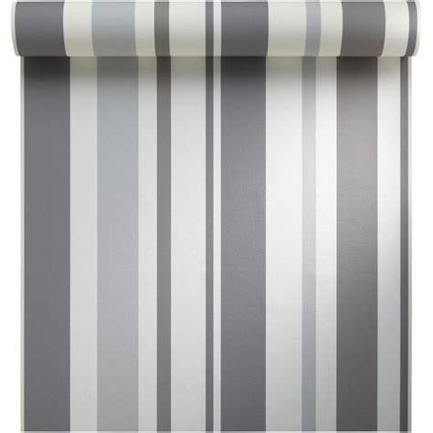 papierpeint9 papier peint rayures grises