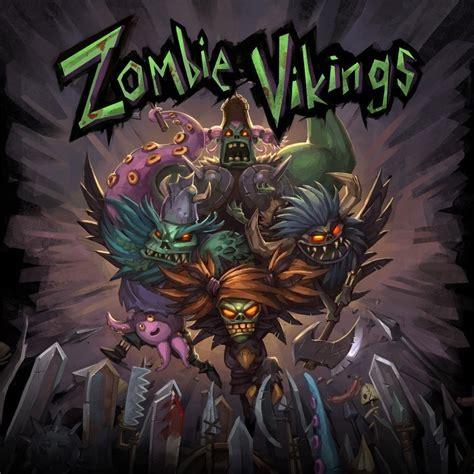 zombie vikings game ps4 code digital playstation na games button psn