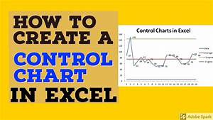 How To Create Control Charts On Excel