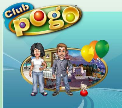 Pin on Pogo Games