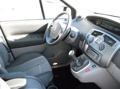 2005 Renault Scenic Interior Pictures Cargurus