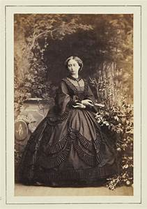 Princess Alice Maud Mary, daughter of Queen Victoria, 1861 ...