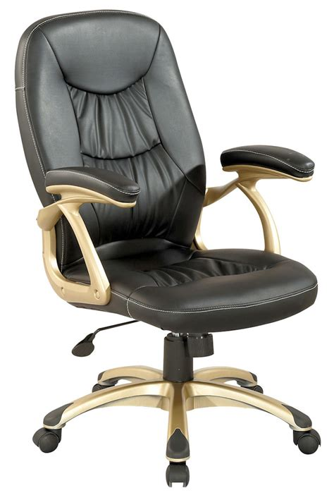 ultra comfortable high back office chair chintaly 4815 cch