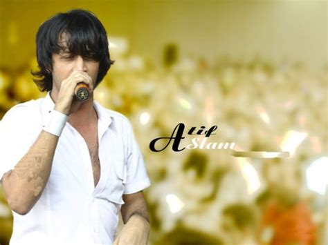 Pakistani Singer Atif Aslam