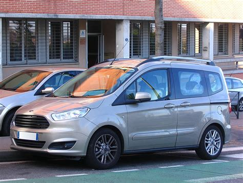 ford courier tourneo ford transit courier