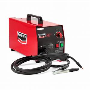 Lincoln Electric 70 Amp 80gl Wire Feed Flux Core Welder