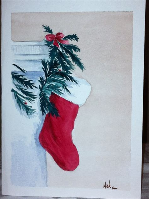 25 best ideas about watercolor cards on