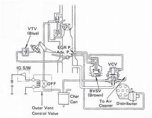 Carburetor Vacuum Line Desmog Question