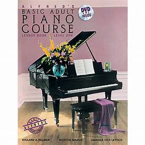 Alfred Alfred U0026 39 S Basic Adult Piano Course Lesson Book 1