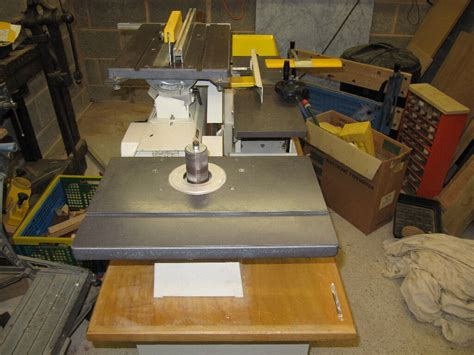 kity  combination woodworking machine  budleigh