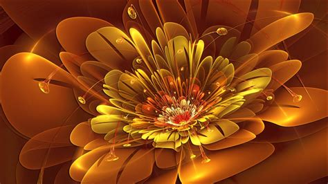 Abstract Flower Wallppaers 4k Full Hd Backgrounds