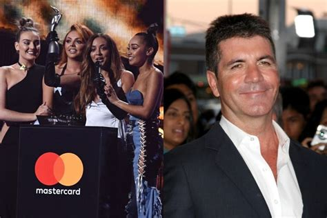 This is what Little Mix said about Simon Cowell in their ...