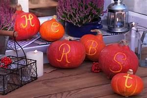 Halloween Deko Aus Amerika : herbstdeko basteln mit senioren raum und m beldesign inspiration ~ Markanthonyermac.com Haus und Dekorationen