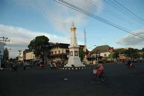 Tugu Jogja, Landmark Of Yogyakarta